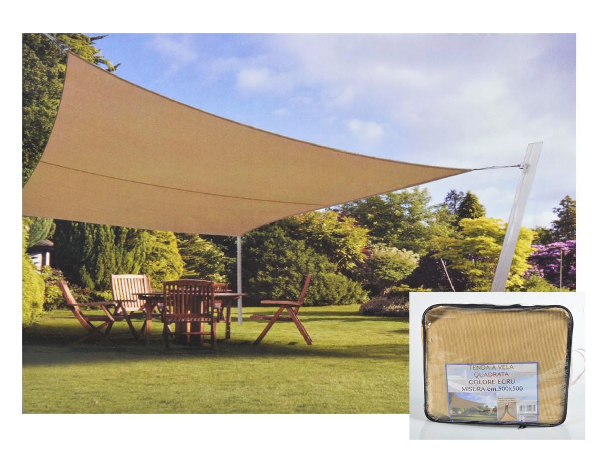 Tenda A Vela Quadrata : Tende a vela per giardino beautiful dehors e pergole with tende a