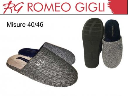PANTOFOLA UOMO ROMEO GIGLI 237aab357b8